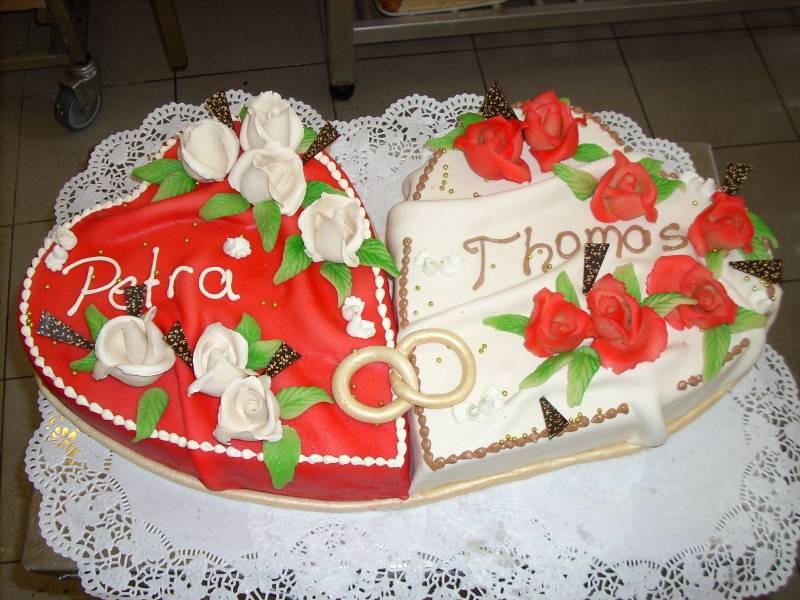 Hochzeitstorten - Dorfcafe Bäckerei Grafe